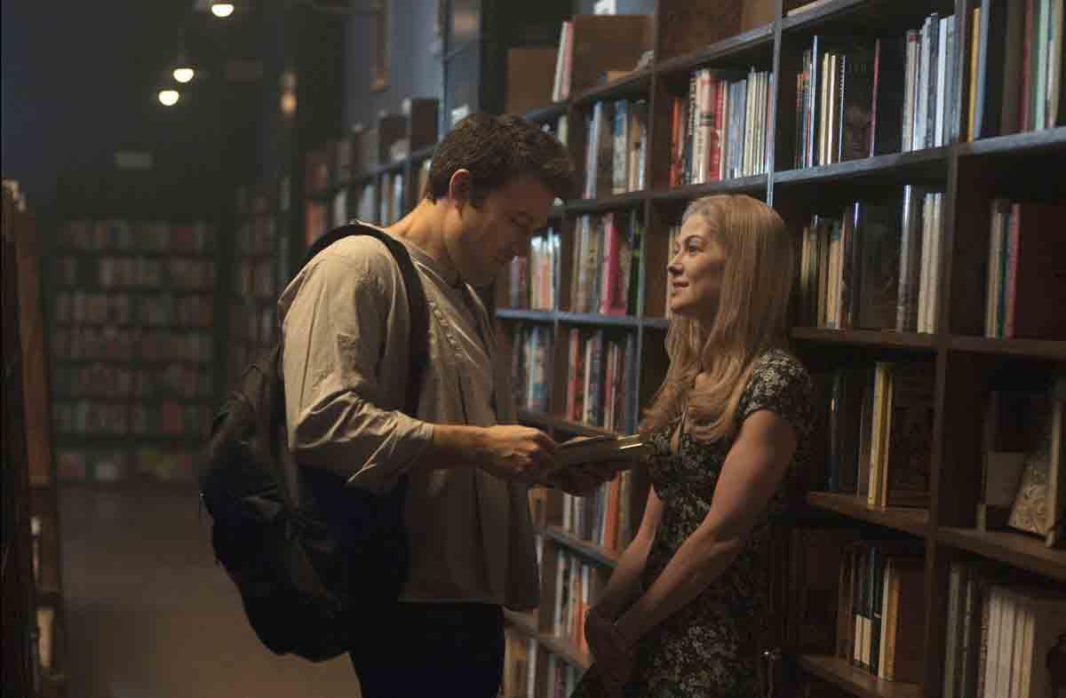 فیلم دختر گمشده ساخته دیوید فینچر