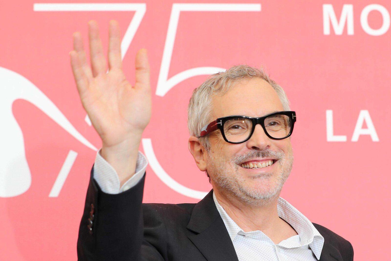 آلفونسو کوارون در جشنواره فیلم ونیز