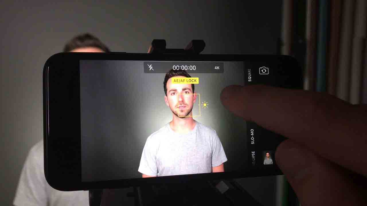 طریقه صحیح فیلمبرداری با موبایل
