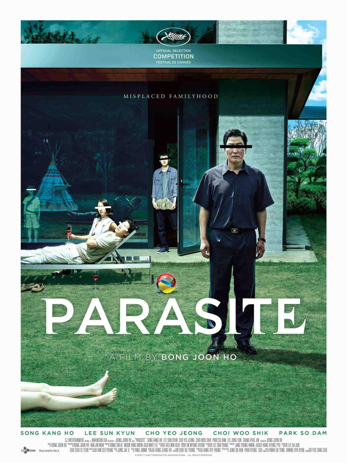 پوستر Parasite