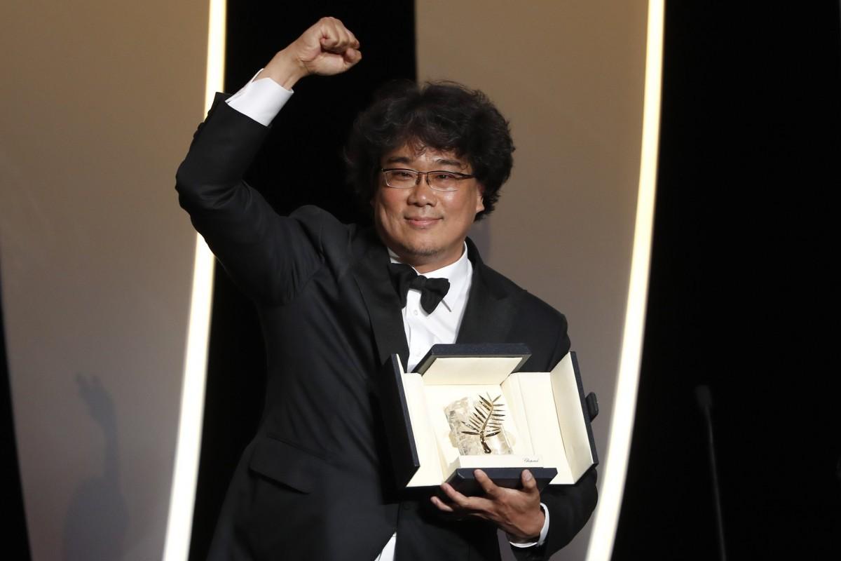 بونگ جون-هو کارگردان فیلم Parasite