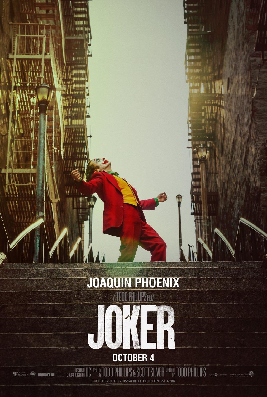 پوستر فیلم جوکر